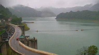 石門水庫兩天降雨近70毫米 有效蓄水量達1.1億噸/波新聞