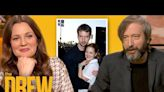 Drew Barrymore gets emotional in talk-show reunion with ex-husband Tom Green