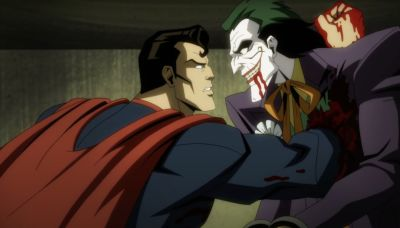 It's Superman vs. Justice League in INJUSTICE's Trailers