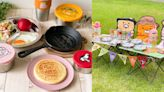 萊恩陪你一起露營!7-11 X Kakao Friends推出最新集點送,萊恩露營椅、造型鑄鐵鍋等可愛爆擊