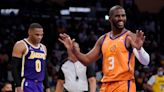 CP3 hits milestone, leads Suns past shaky Lakers, 115-105