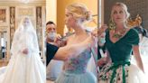 The 5 outfits Lady Kitty Spencer wore to her wedding to Michael Lewis