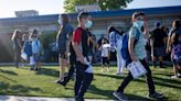 Some worry, a lot of positivity on first day of school for Hacienda/La Puente Unified