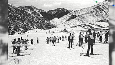 氣候變遷衝擊 合歡山滑雪場被廢除
