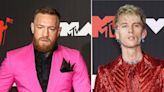 Conor McGregor Slams Machine Gun Kelly Following Scuffle At VMAs, UFC Champ Says He Doesn't Fight 'Little...