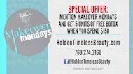 Makeover Mondays: Holden Timeless Beauty Explains Preventative Botox