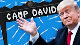 Team Trump Pushed Off States' COVID Woes at Camp David 'Post-Mortem'