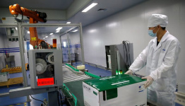 China's high-tech push seeks to reassert global factory dominance