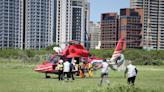 竹市民安7號演習登場 逼真模擬強震建築物倒塌、火災、車輛翻覆 | 蕃新聞