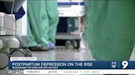 Postpartum depression on the rise during the pandemic