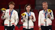 Hong Kong's greatest Olympics get even better with 2 bronze medals in table tennis and karate