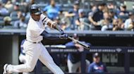 Miguel Andujar finding home in OF, showing off power