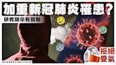 加重新冠肺炎罹患?研究顯示有關聯