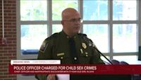 Police: Recently-fired Chesterfield officer sexted with teen