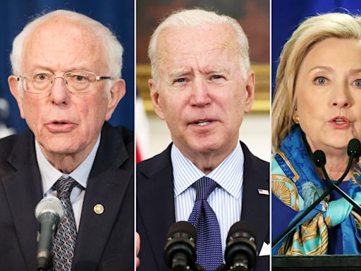 Bernie Sanders Says Hillary Clinton Campaign 'Tolerated' Him While Biden Welcomed Him