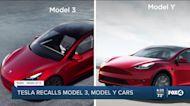 Tesla recalls