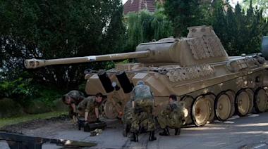 超級軍事迷?德84歲老翁私藏「坦克車、防空砲」遭罰