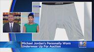 Michael Jordan's Personally-Worn Underwear Up For Auction