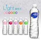 悅氏 light鹼性水(550mlx24瓶)