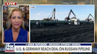 Biden reaches deal with Germany over Russian Pipeline