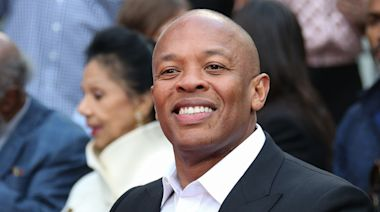 Dr. Dre Photographed Back In the Studio After Hospitalization for Brain Aneurysm
