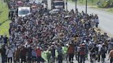 Migrant caravan expected to aim for Del Rio, Texas, or Yuma, Arizona