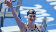 The Rush: Olympian Olivia Smoliga on super powers, Jeopardy hosts, cheat food and more