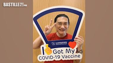 台灣知名藝人黃安微博透露已接種大陸科興疫苗   兩岸