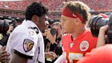 Fantasy football Week 2 rankings: Lamar Jackson, Patrick Mahomes meet in MVP showdown