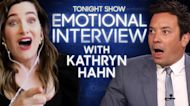 Emotional Interview with Kathryn Hahn