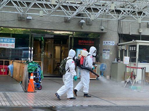 收治全國11%重症的亞東醫院全面大清消! 7月起恢復周六門診