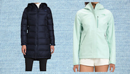 We found an early sale on The North Face winter coats — up to 55 percent off
