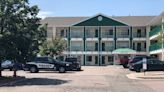 Police respond to hotel in Colorado Springs after gunshots fired nearby