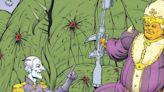 Thanos' Creator's New Comic Villain is a Donald Trump Lookalike