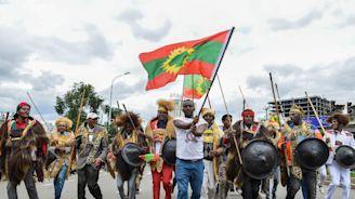 Ethiopia deploys military against opposition faction