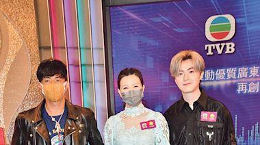 相隔4年再踏足電視城 張繼聰叫王祖藍加油 - 20210415 - 娛樂