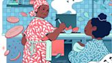 How Food Traditions Nourish New Moms