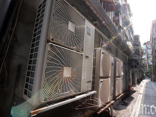 二級警戒首日 台電用電量再度破紀錄