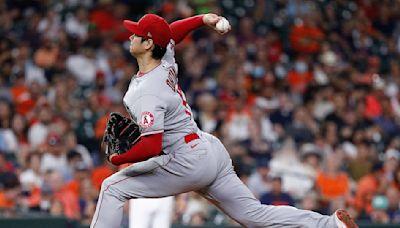 【影】MLB》大谷翔平叩關第10勝失敗 百年紀錄再等等