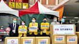 【有影】抗疫不孤單!永慶慈善基金會捐馬偕醫院2千件隔離衣
