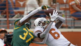 Five interesting facts about the upcoming Texas-Baylor matchup