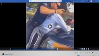 A video showed a white Largo cop appearing to choke a black teen. Now he's out of a job.