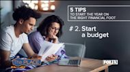 5 Tips to start the new year on the right financial foot