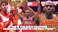 Michael Jordan set NBA Playoff record with 63 points | Dunk Bait