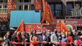 金山中秋街會 華埠社區活力再現 傳遞團結、歡樂