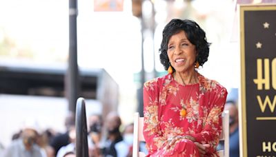 Marla Gibbs Got 'Overheated' at Hollywood Walk of Fame Ceremony But Is 'Doing Well,' Rep Says