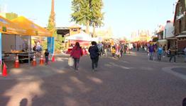 Hundreds turn up for final day of Big Fresno Fair