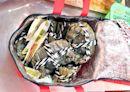 北區網店及屯門街市檔涉非法售賣大閘蟹 食環檢控負責人
