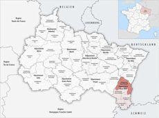 Arrondissement of Colmar-Ribeauvillé