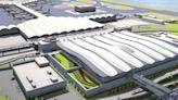機場二號客運大樓重建 工程造價近129億元